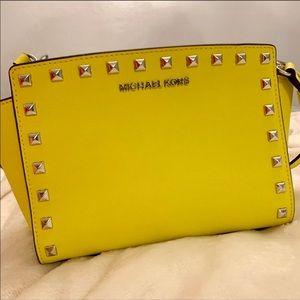 Michael Kors Studded Selma Bag